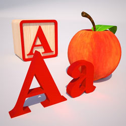 Apple-image.block.letters.apple
