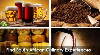 Find South African Culinary Experiences
