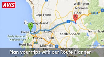 Culinary Travel Route Planner
